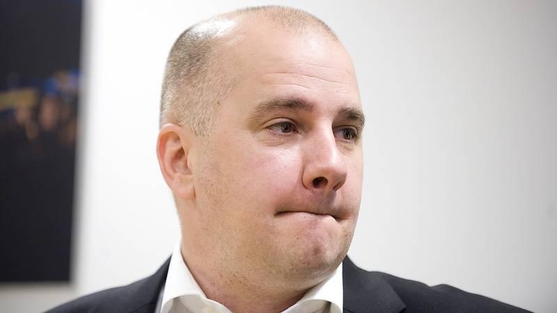 Stefan Nyman.