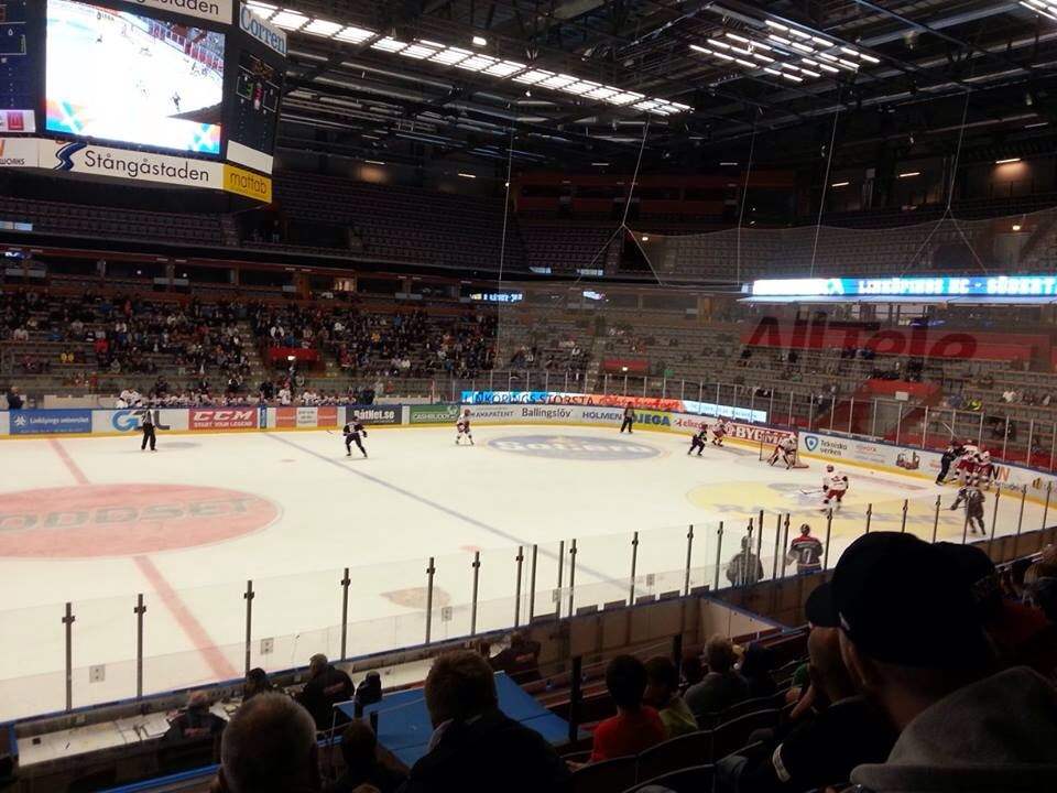 Uppdragsport.se på plats i Linköping.