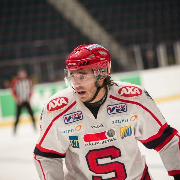 Jacob Dahlström när det begav sig tidigare. Foto: David Nilsson Hamne.