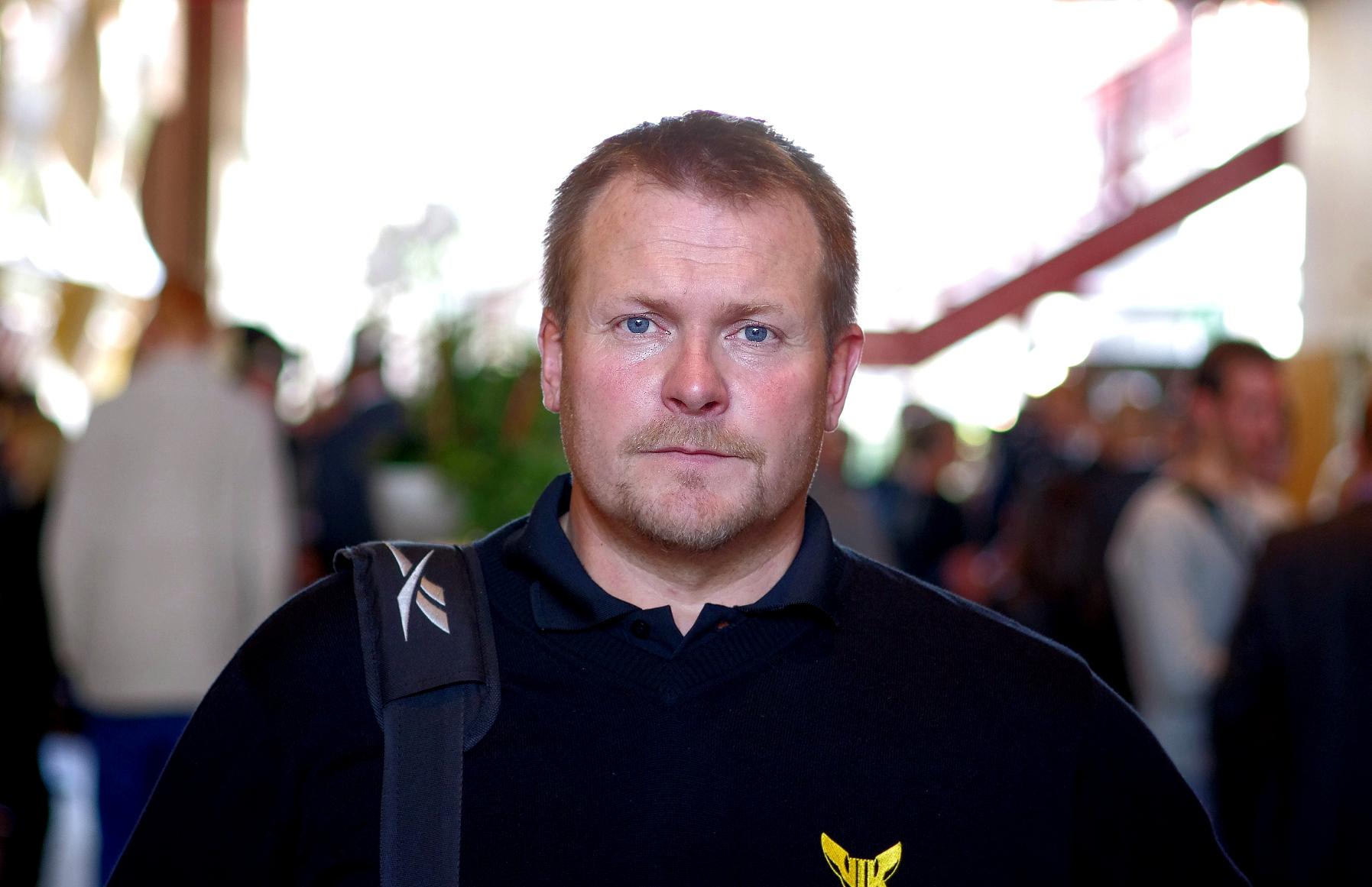 Joakim Fagervall, tränare Västerås. Foto: Hamne Total Media