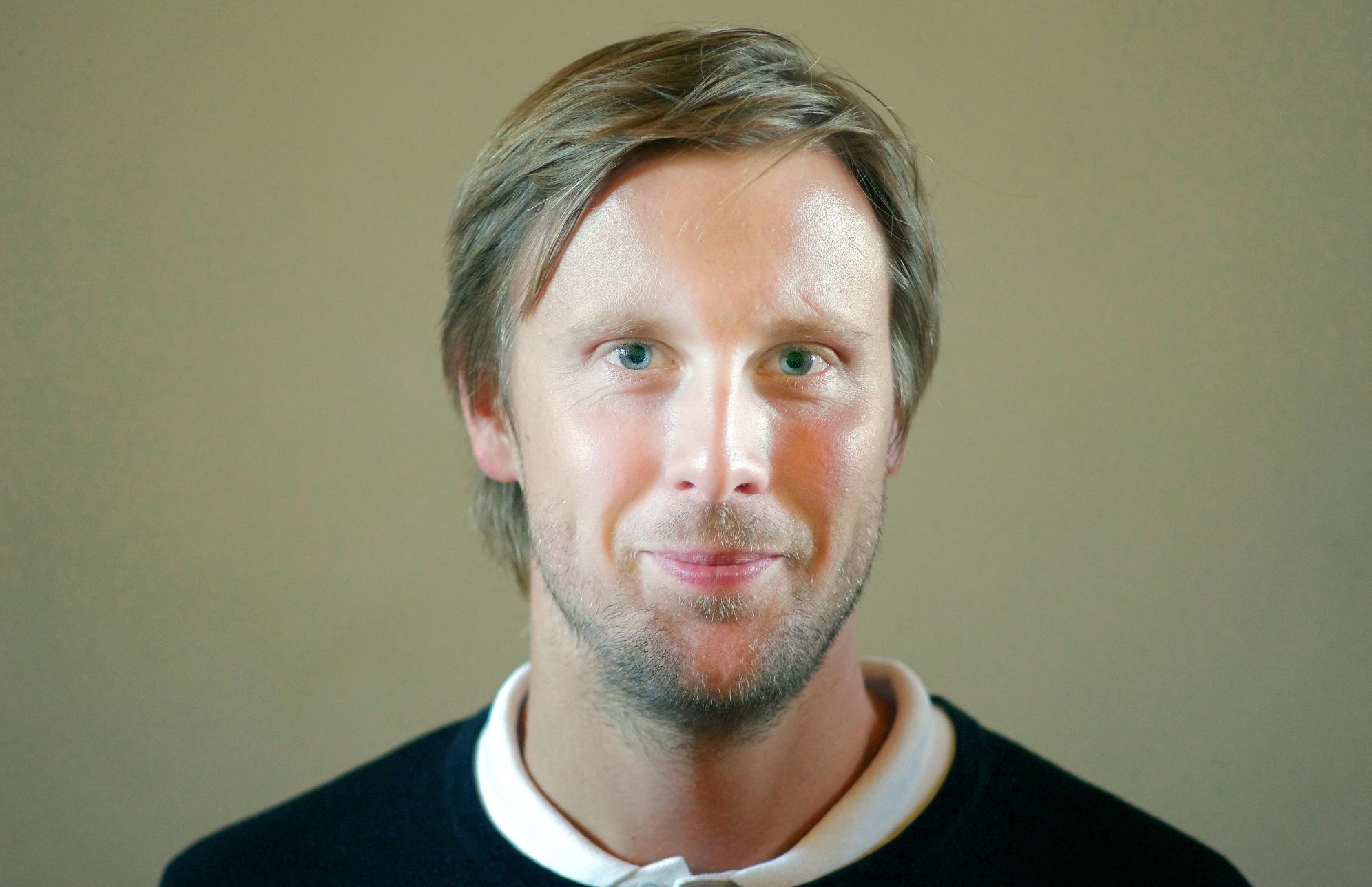 Martin Thelander, Back i BIK Karlskoga. Foto: Hamne Total Media