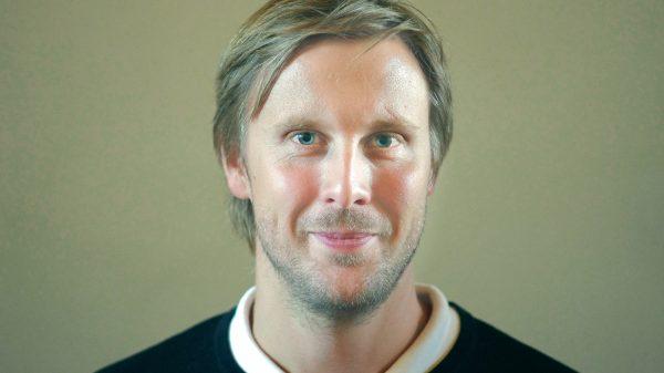 Martin Thelander, back Karlskoga. Foto: Hamne Total Media