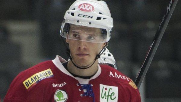 Aleksander Rindal i landslagsdressen.
