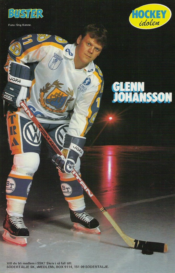 Glenn Johansson.