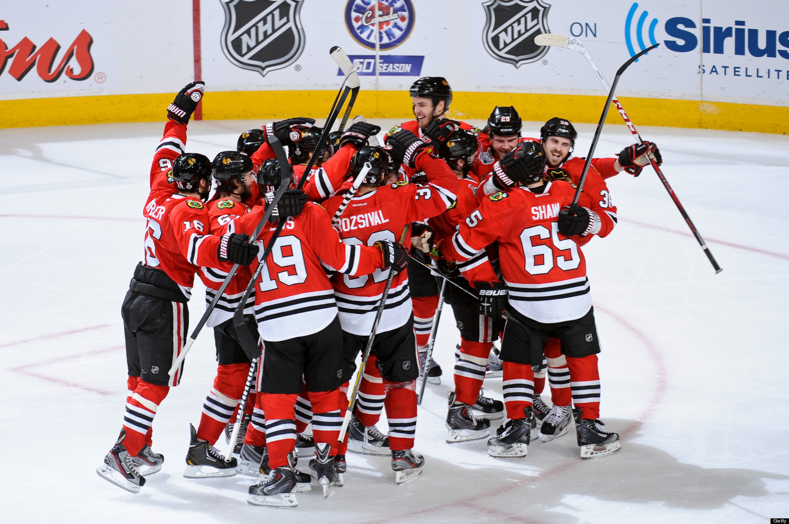 Chicago Blackhawks.