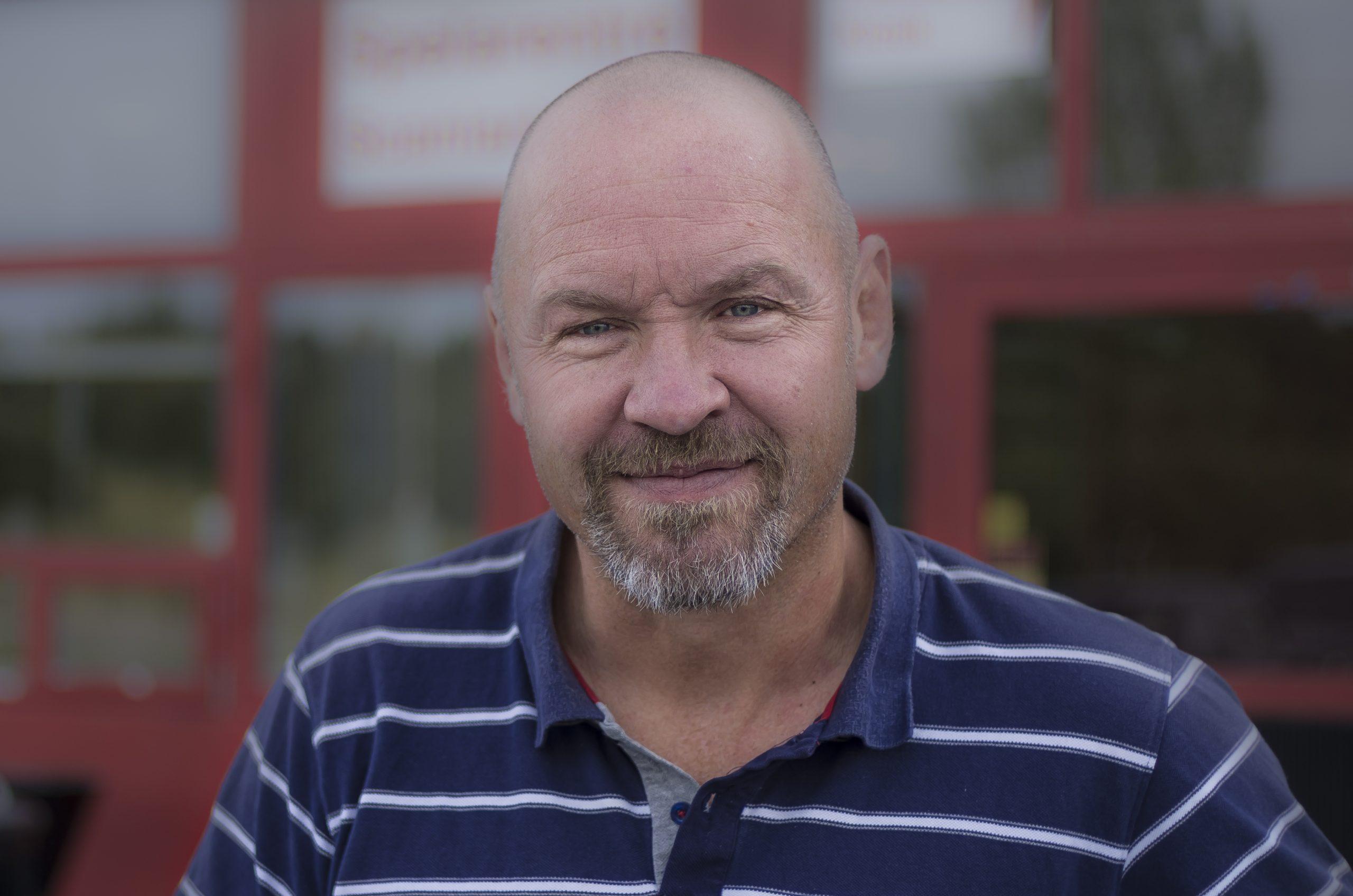 Janne Karlsson. Foto: David Nilsson Hamne