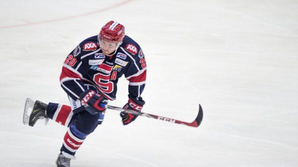 Victor Ahlström. Foto: David Nilsson Hamne