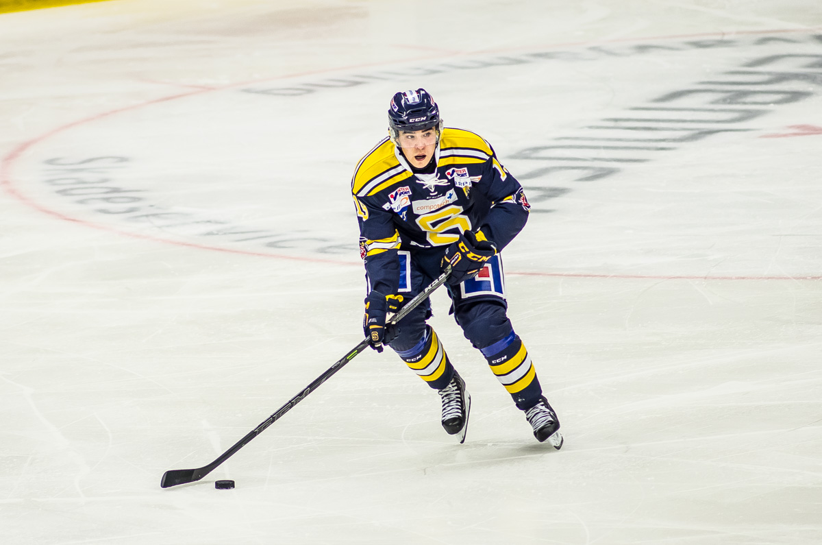 Lucas Carlsson. Foto: David Nilsson Hamne