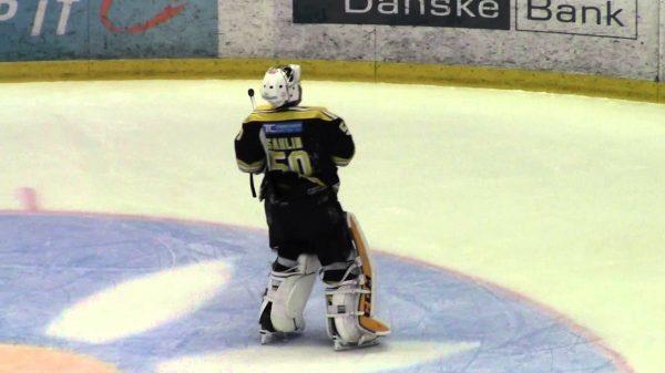 Alexander Sahlin. Målvakt i SSK.