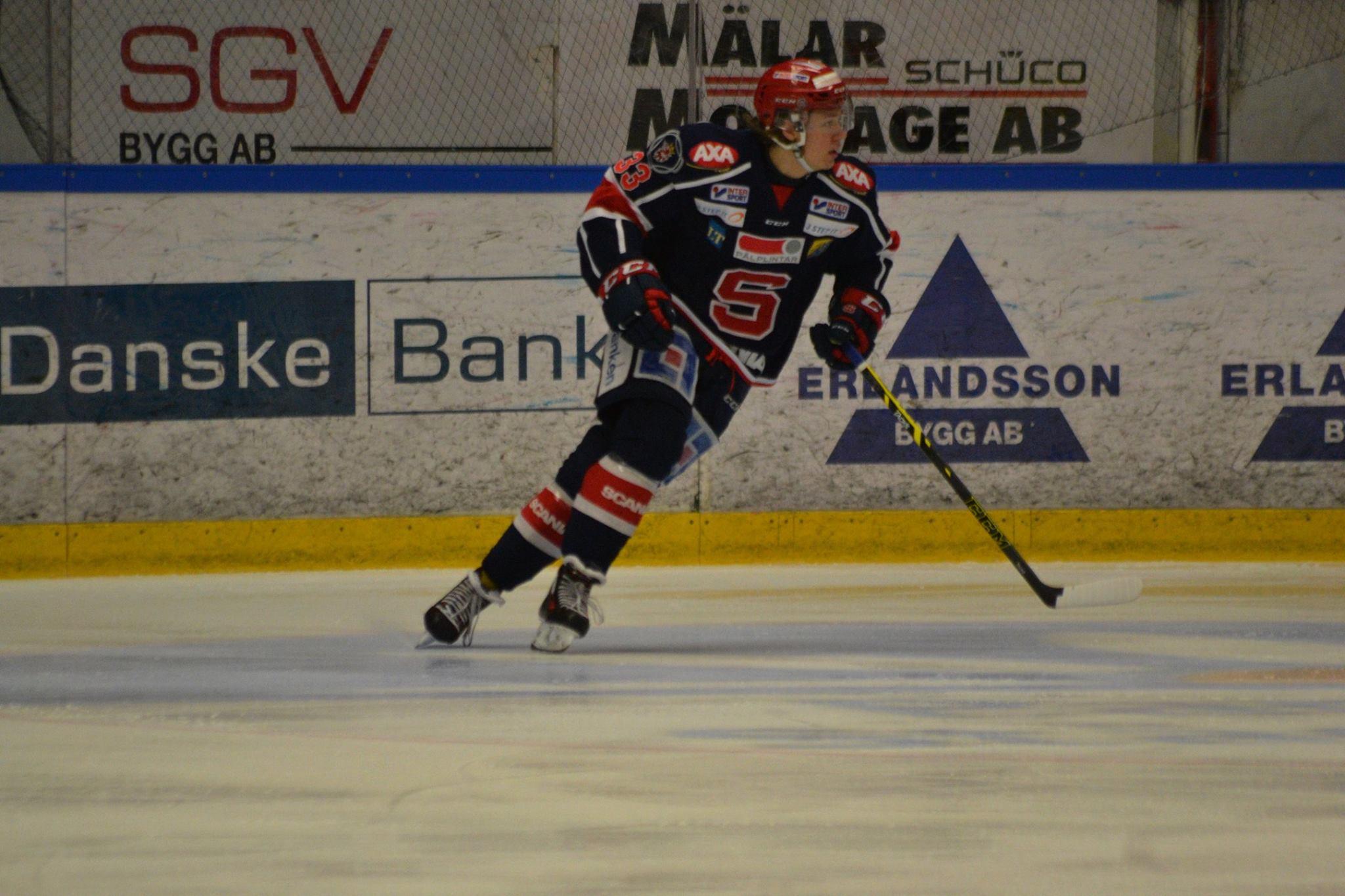 Måns Lindbäck. Foto: Elin Lillsunde.