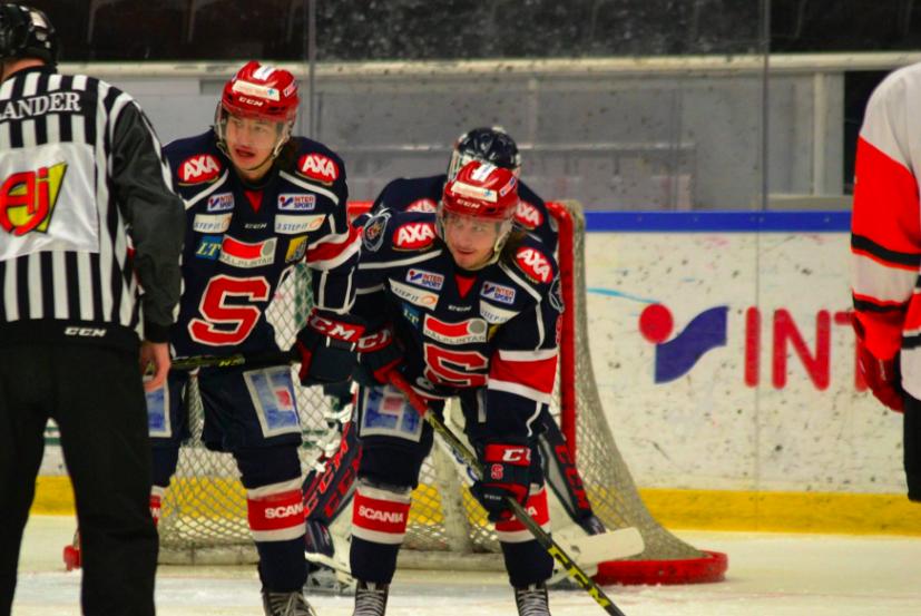 Bild från SSK J20-match. Foto: Elin Lillsunde.