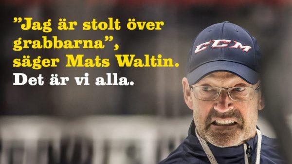Mats Waltin. Foto: David Nilsson Hamne