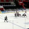 SSK J18 mot Malmö i Scaniarinken. Foto: Peter Rodmalm.