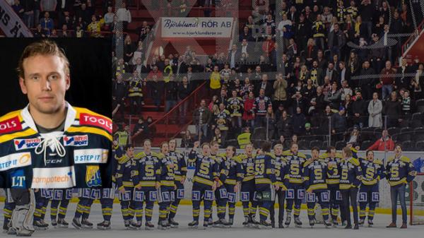 Victor Andersson. Foto: David Nilsson Hamne + Södertälje SK.