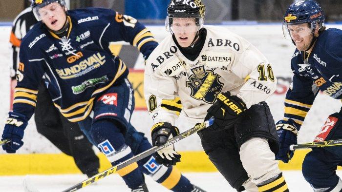 Nicklas Heinerö, här i AIK.