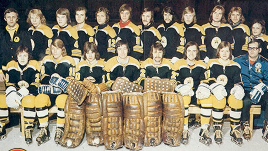 Kiruna AIF säsongen 1972/1973.