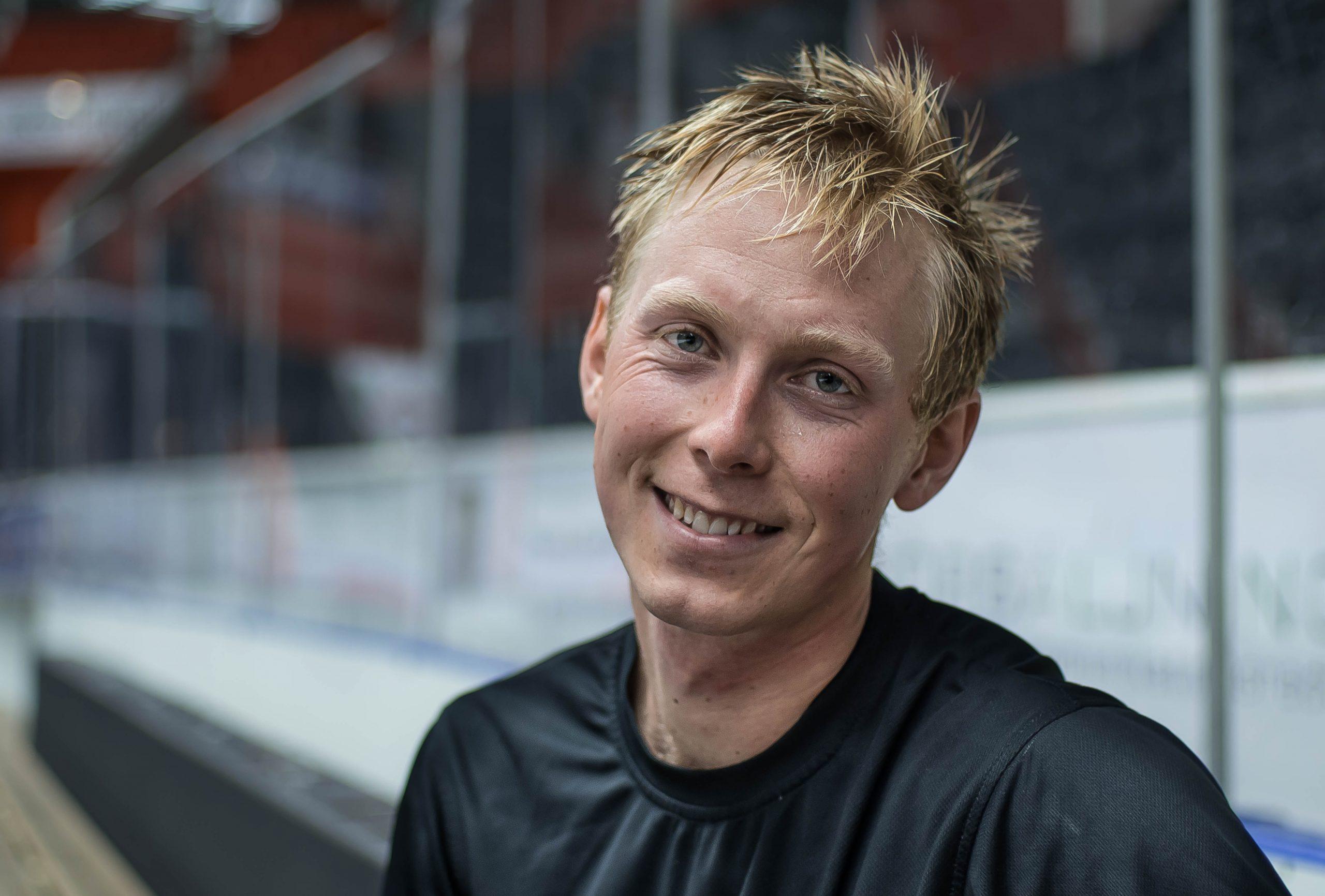 Johan Skinnars. Foto: David NIlsson Hamne