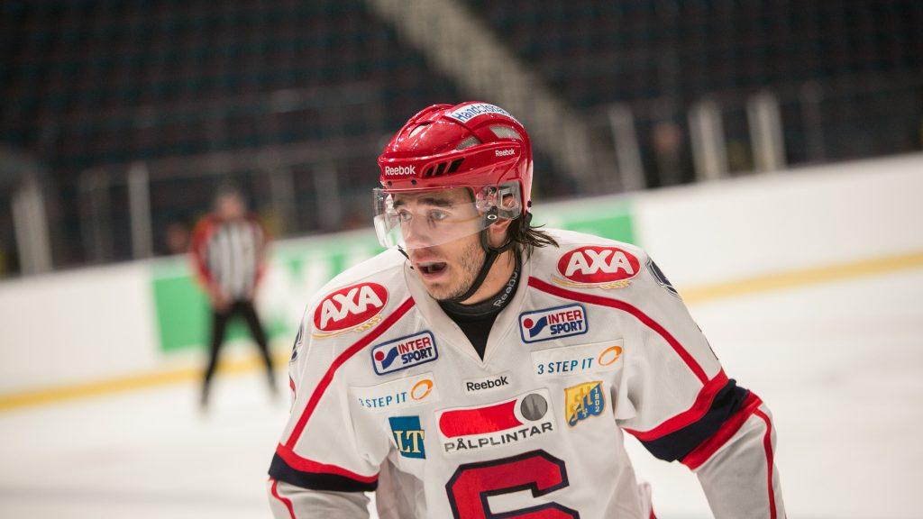Jacob Dahlström.