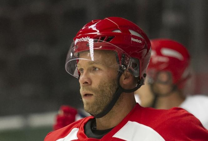Robert Carlsson noterades för två poäng. Foto: Richard Himberg.