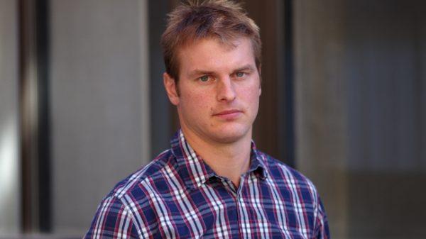 Joakim Eriksson, tidigare poängkung, tekningsgigant och lagkapten i SSK. Foto: Hamne Total Media