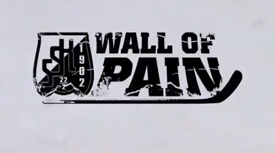Wall of Pain.