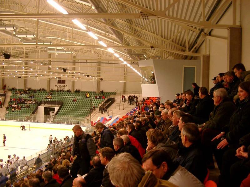 PEAB Arena i Nyköping.