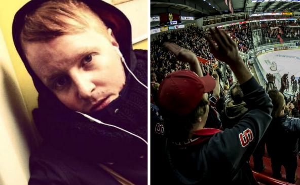 Andreas Häggström om supporterskap i sociala medier.