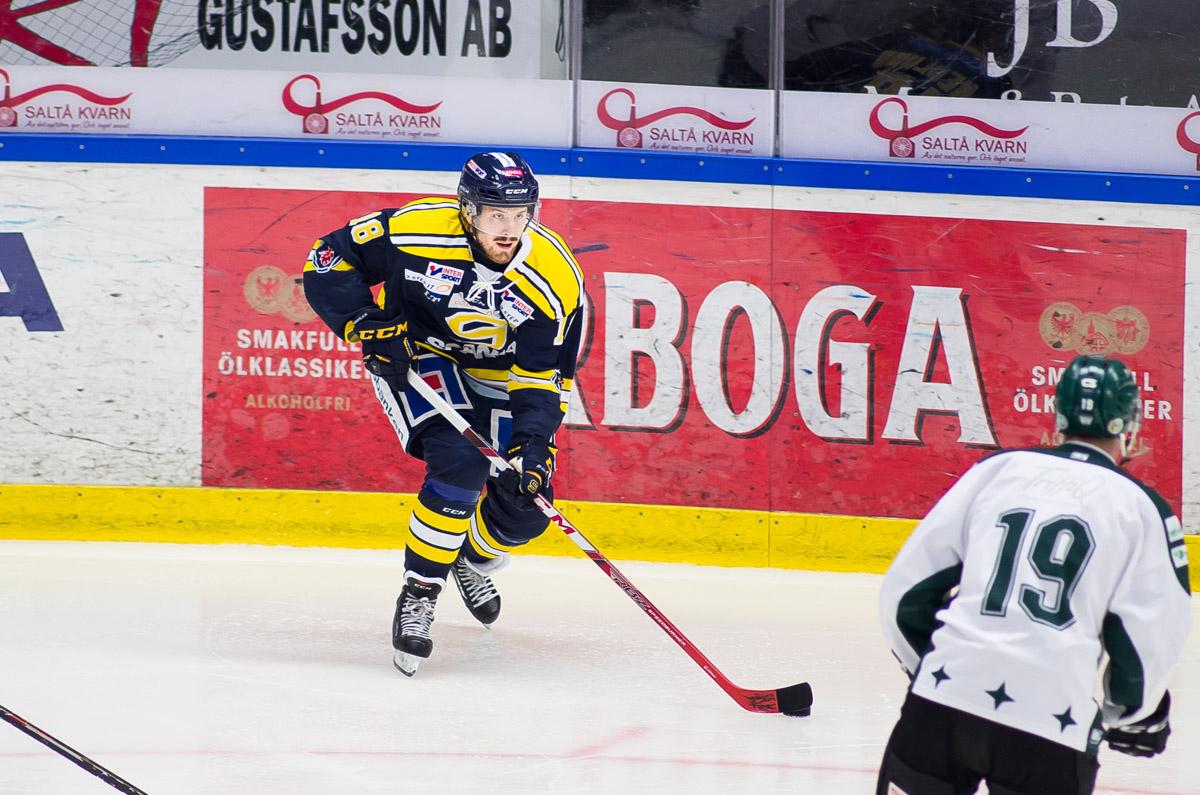 Joakim Hedlund. Foto: David Nilsson Hamne