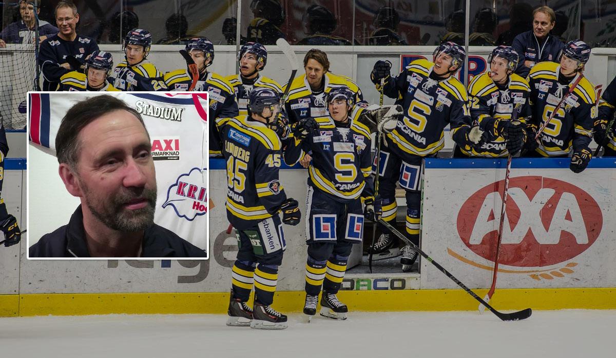 "orbjörn ""Tuben"" Svensson (t.v.) Foto: David Nilsson Hamne."