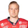 Alexander Anderberg i Västerviks tröja.